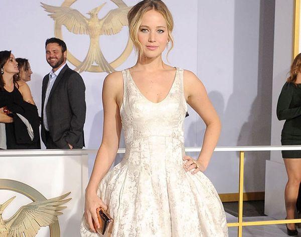 "8 Ways to Copy Jennifer Lawrence's ""Mockingjay"" Red Carpet Looks"