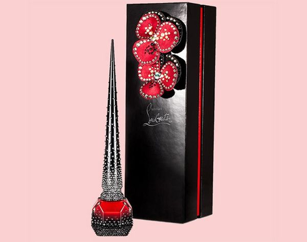Christian Louboutin's Newest Nail Polish Is Outrageously Expensive