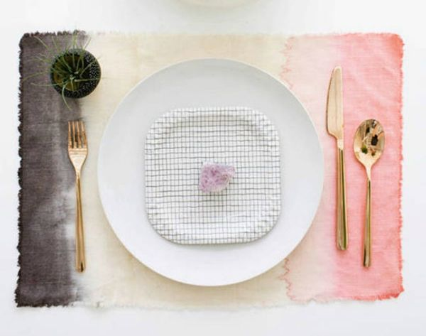 18 DIY Placemats for the Perfect Dinner Table