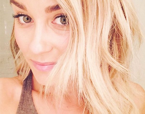 ICYMI: Lauren Conrad Cut Her Hair AGAIN (And It's the Best Chop Yet!)