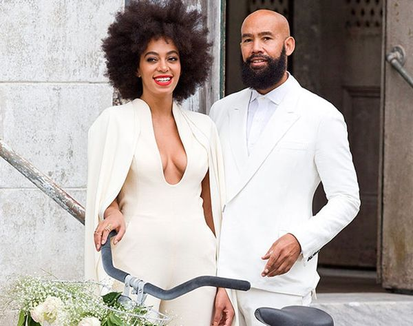 Why Solange Knowles Is the Ultimate Offbeat Bride
