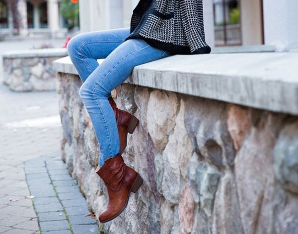 15 Ways to Pair Boots With Your Favorite Pair of Jeans