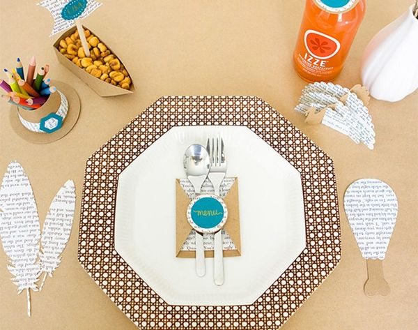 13 Essentials for the Best Kids Table Ever