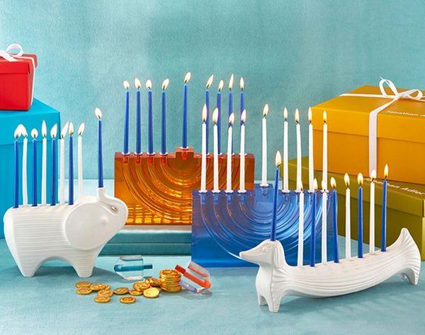 19 Modern Ways to Light the Menorah This Year