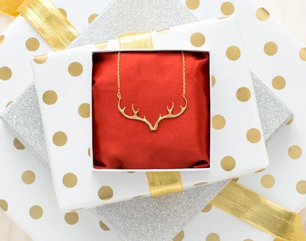 20 Wish List-Worthy Holiday Necklaces Under $100