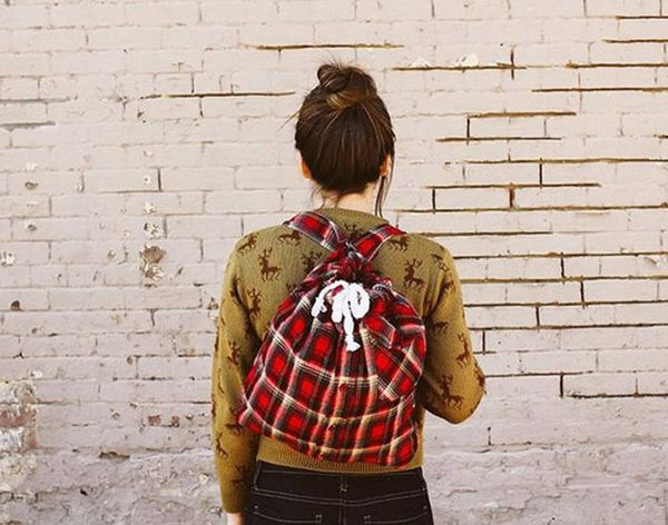 16 DIY Ways to Repurpose an Old Flannel