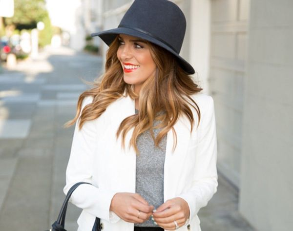 15 Ways to Style Your Fave Fall Hat