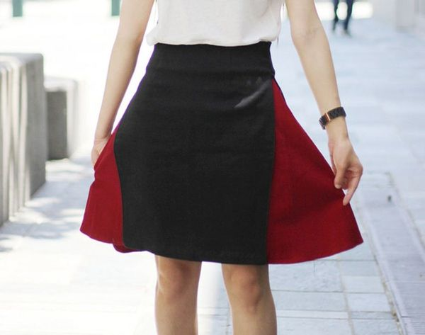 This Convertible Skirt Is Really 5 Skirts in 1!