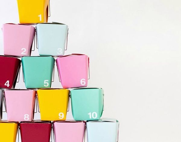 30 DIY Calendars to Help You Count Down to Christmas