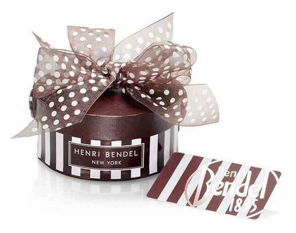 Win a $1,000 Shopping Spree to Henri Bendel!