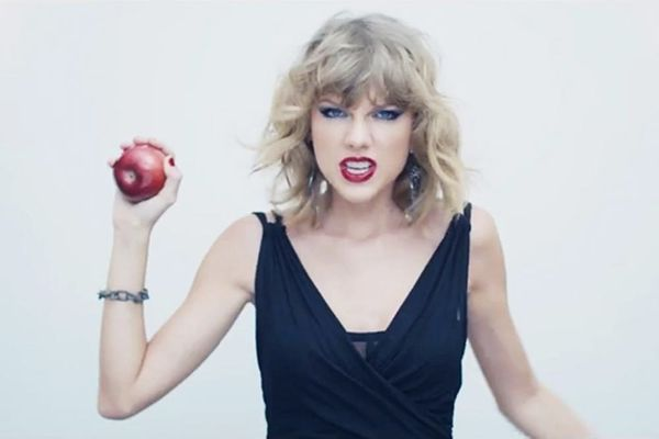 Taylor Swift's App Lets You Go Inside Her Music Video