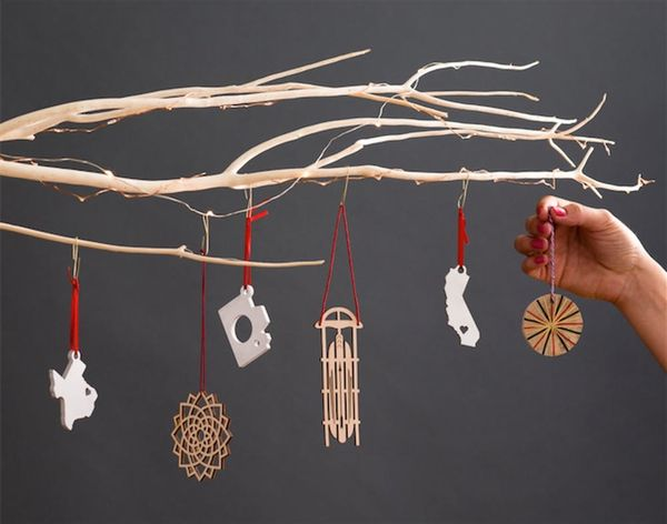 52 Handmade Ornaments to Trick Out Your Tree