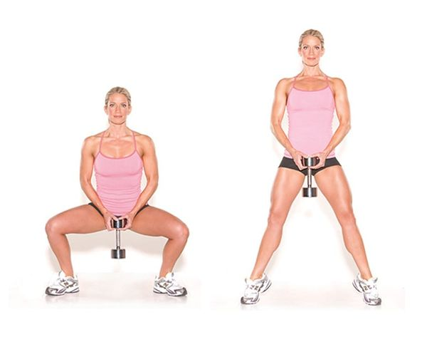 The Top 10 Exercises to Tone Your Legs