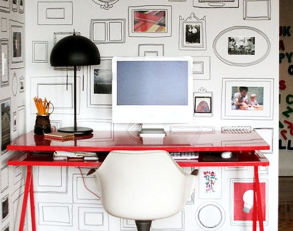 15 Ways to Doodle on Your Walls