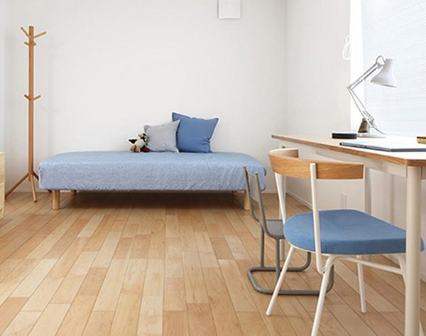 Muji's Micro Apartment Is the Small Space of Our Dreams