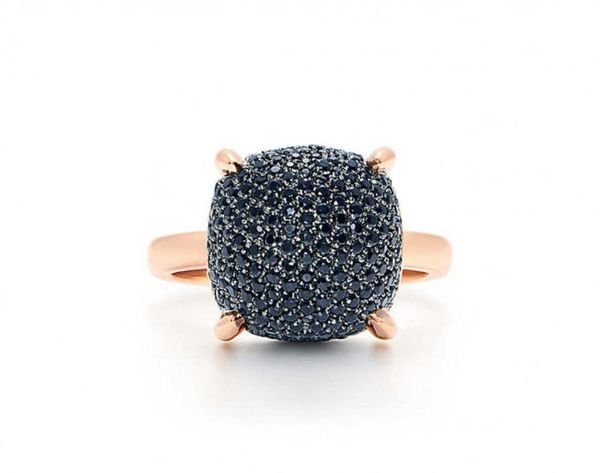 17 Non-Traditional Black Engagement Rings