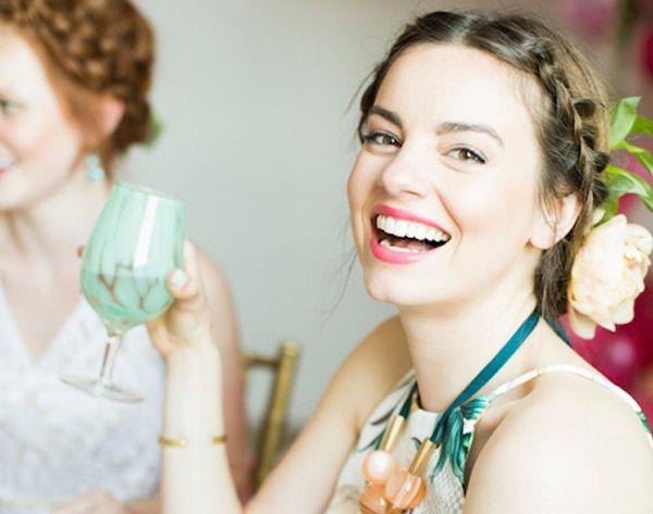 """18 Braided Bridal 'Dos to Wear When Saying """"I Do"""""""