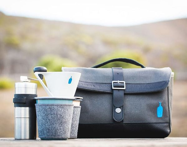 Get Your Blue Bottle Fix With This Travel Brew Kit