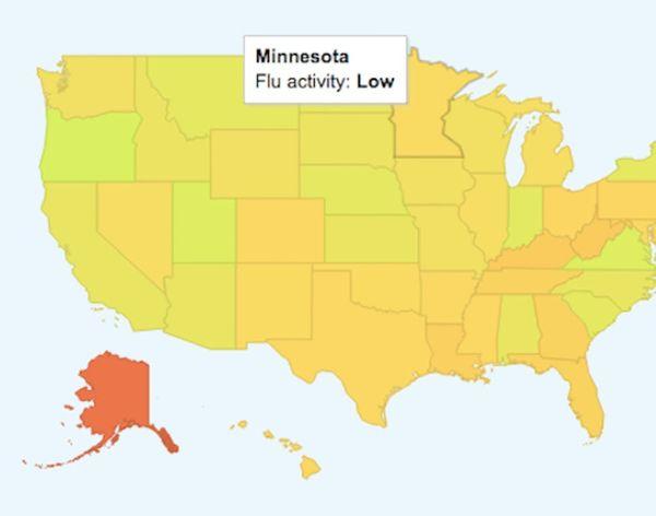 Should You Get a Flu Shot? Ask Google!