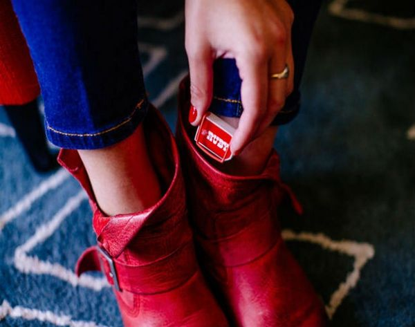 Click Your Heels 3 Times and This App Will Take You Home