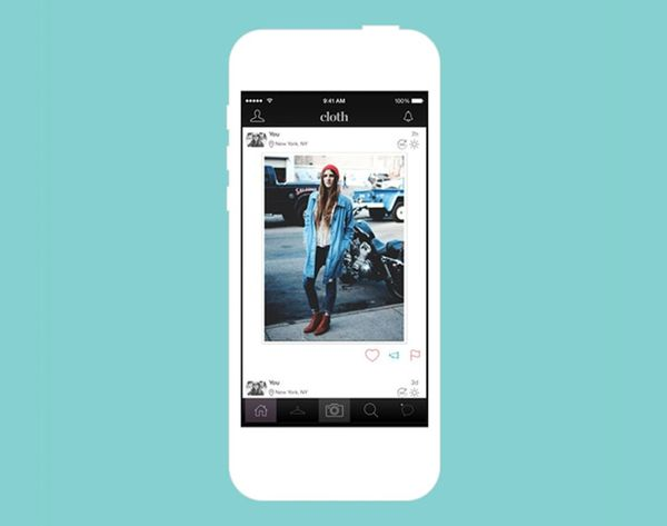 This Fashion App Tells You How to Dress for Today's Weather