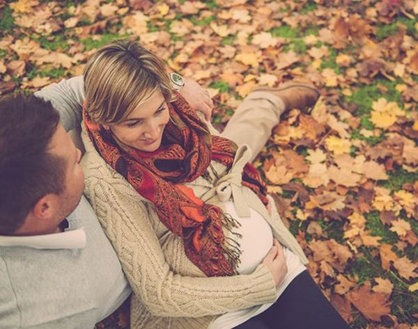 Oh Baby! 18 Swoonworthy Fall Maternity Photos