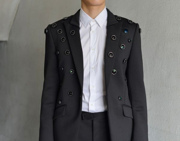 This Blazer Is Your Personal Security Guard