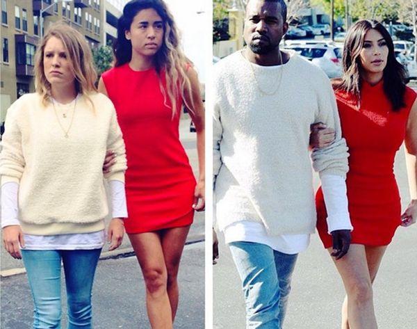 See These Instagram Stars Remix Kimye's Greatest Looks