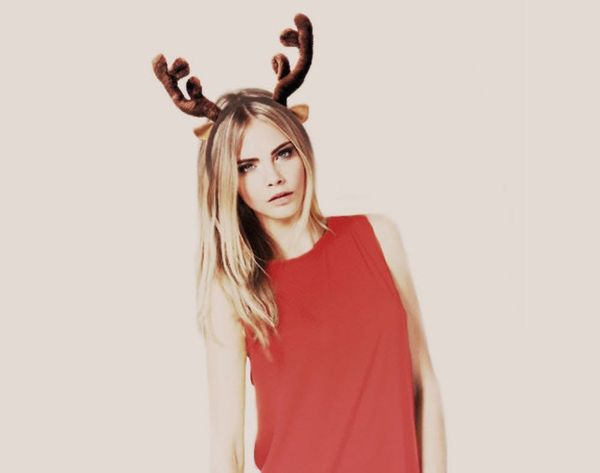 How to Party (and Dress) like Cara Delevingne This Holiday