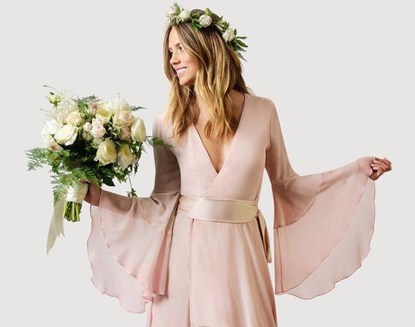 20 Wedding Dresses for the Bohemian Bride