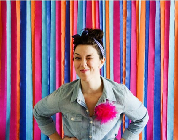 23 Cute and Quirky Crepe Paper Crafts to DIY