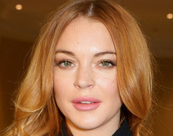 Lindsay Lohan's Fashion App Commits Its First Faux Pas