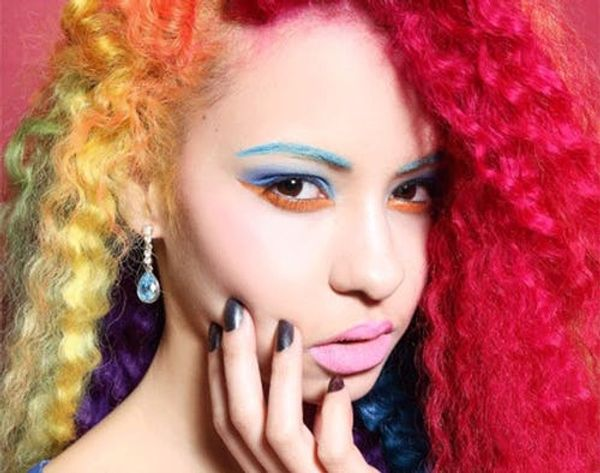 New Hair Color Trend: 14 Colorful Eyebrows You HAVE to See