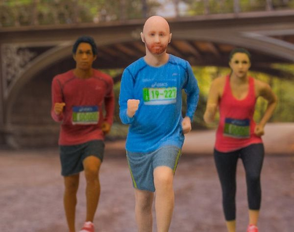 WHAT?! NYC Marathoners Are Getting the Coolest Techy Prize Ever