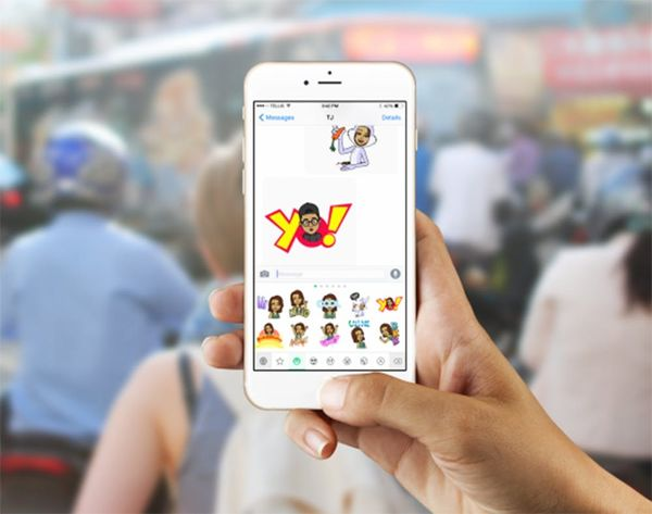Turn Yourself into an Emoji With This New App