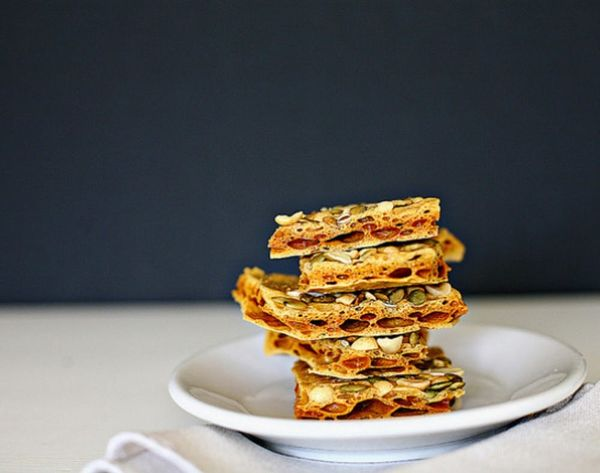 15 Brittle Recipes That Upgrade Leftover + Homemade Candy