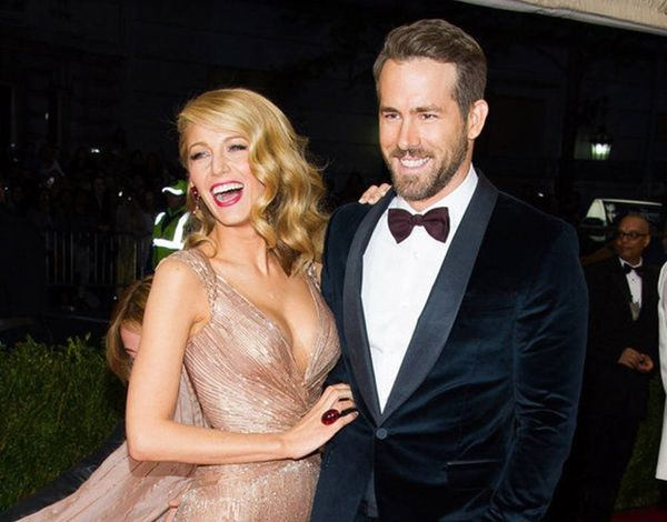 20 Ryan Reynolds-Approved Baby Names