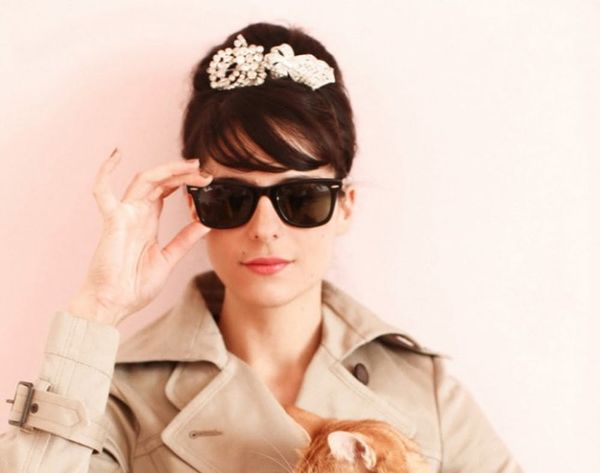 10 Ways to Channel Holly Golightly IRL