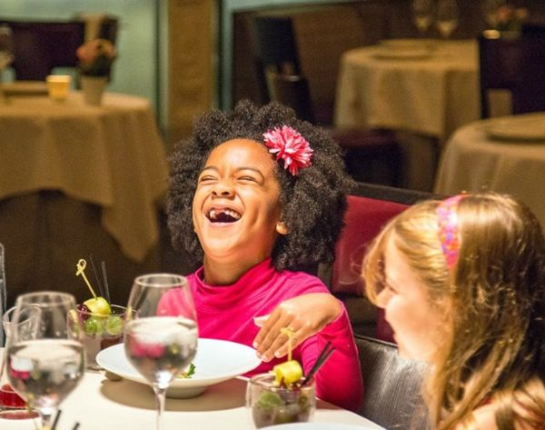 This Is What Happens When You Treat 7-Year-Olds to a $220 Tasting Menu