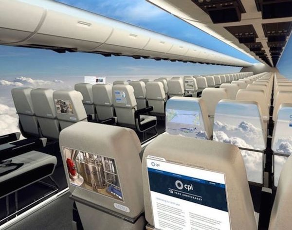 Is This Windowless Plane the Future of Flying?