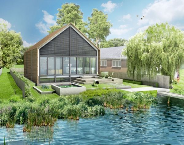 Come at Us Floods: Houses of the Future Will Float