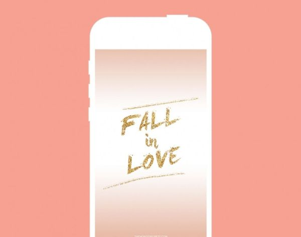 15 Chic Wallpapers for the iPhone 6