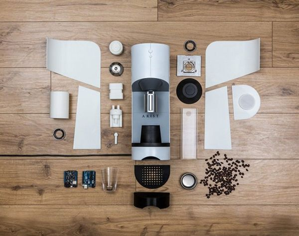 This Smart Coffee Maker May Replace Your Barista