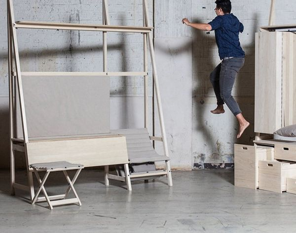 No Apartment Is Too Small for This Furniture