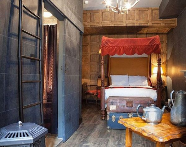 What the Dumbledore? There's a Harry Potter-Themed Hotel?!
