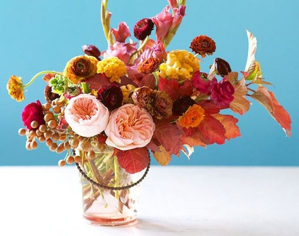19 Gorgeous Fall Flower Displays
