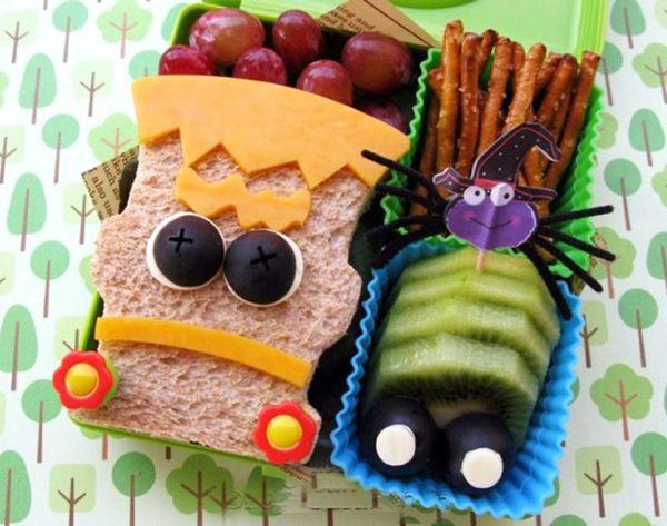 15 Kids Halloween Lunch Ideas