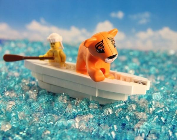 Watch This 15-Year-Old Animate Famous Movie Scenes With LEGOs