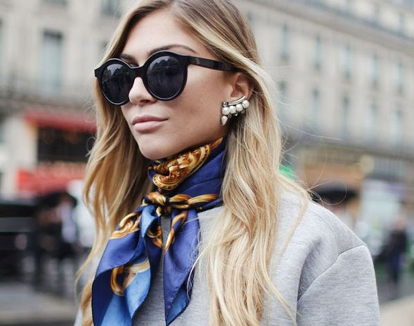 Granny Chic: 17 Badass Ways to Wear Crochet, Pearls and More