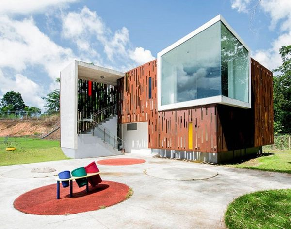 See Before and After Photos of This Extreme School Makeover